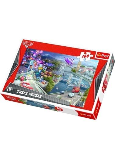 Trefl Trefl Cars 2 Muhteşem Yarış 160 Parça Puzzle Renkli